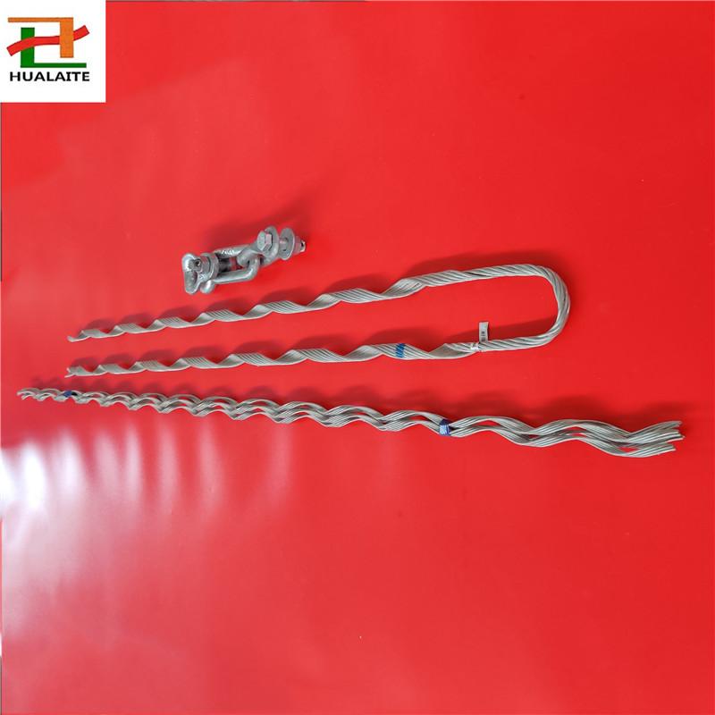 專業生產優質ADSS耐張線夾預絞式光纜耐張串價格低質量保證