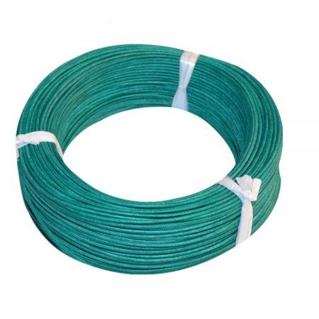 硅橡胶编织线