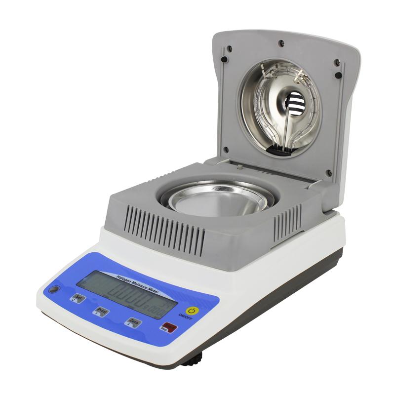 膨化食品水分仪JFSFY-120A测定粮食含水率