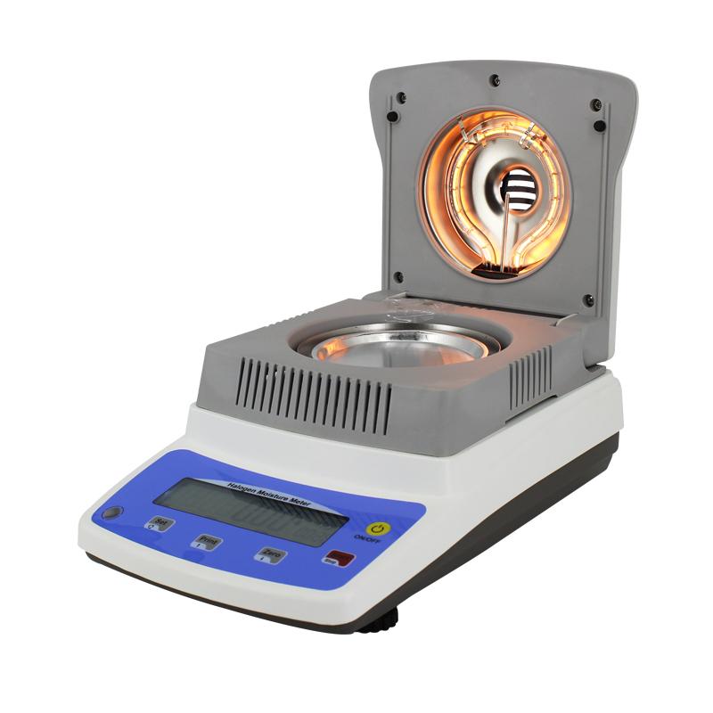通心粉水分仪JFSFY-120A快速测定食品粮食含水率