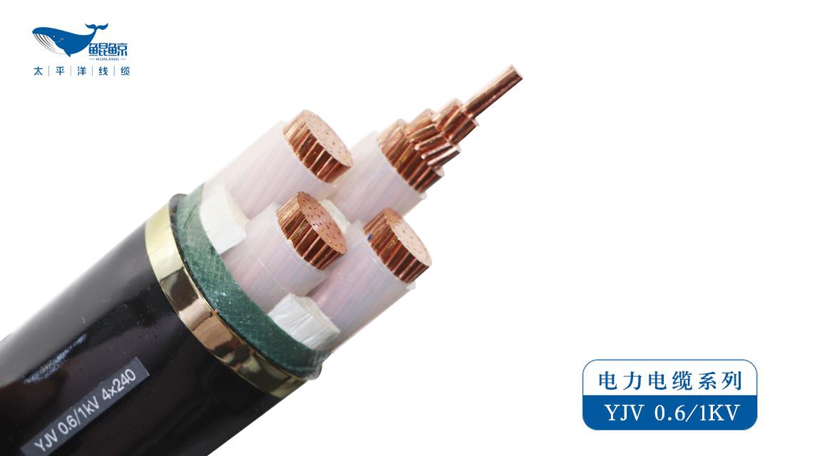電纜廠家直銷國標阻燃銅芯低壓電力電纜