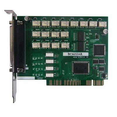 宝创源数据采集卡PCI总线io板BC6652AR板