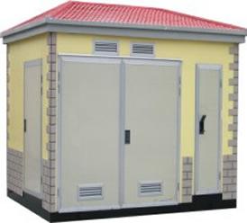 YBM-12/0.4型预装式变电站