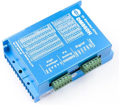 86系列安科特DM860H步进电机驱动器