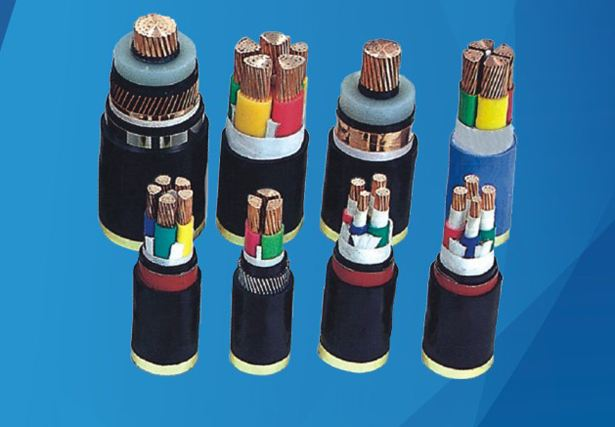 電線,高中低壓電纜