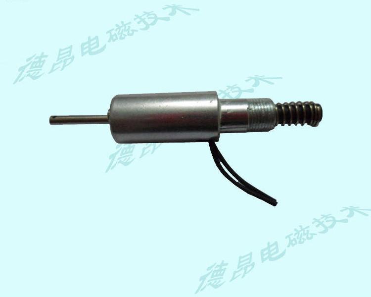 5mm行程螺旋管电磁铁