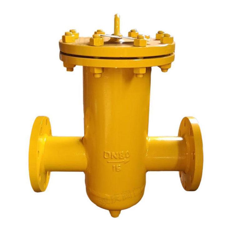 双庆法兰RGLDN100316天然气用 燃气过滤器定制