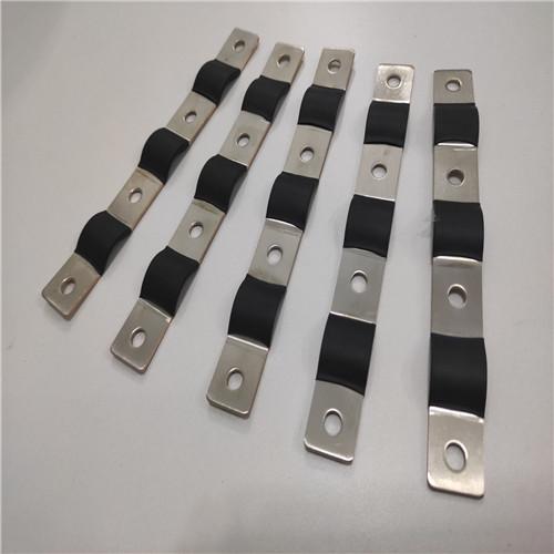 厂家供应铜箔软连接 铜母线 柔性铜排等