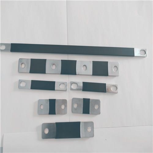 非标定制T2紫铜铜箔软连接 电力设备接地软铜排供应