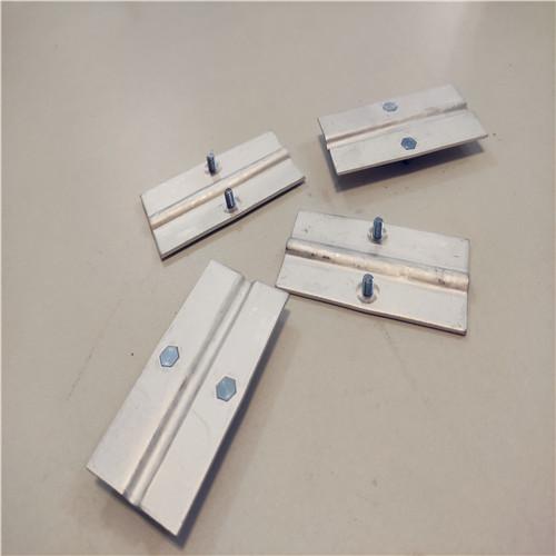 新能源动力电池导电铝连接片 铝软连接焊接加工