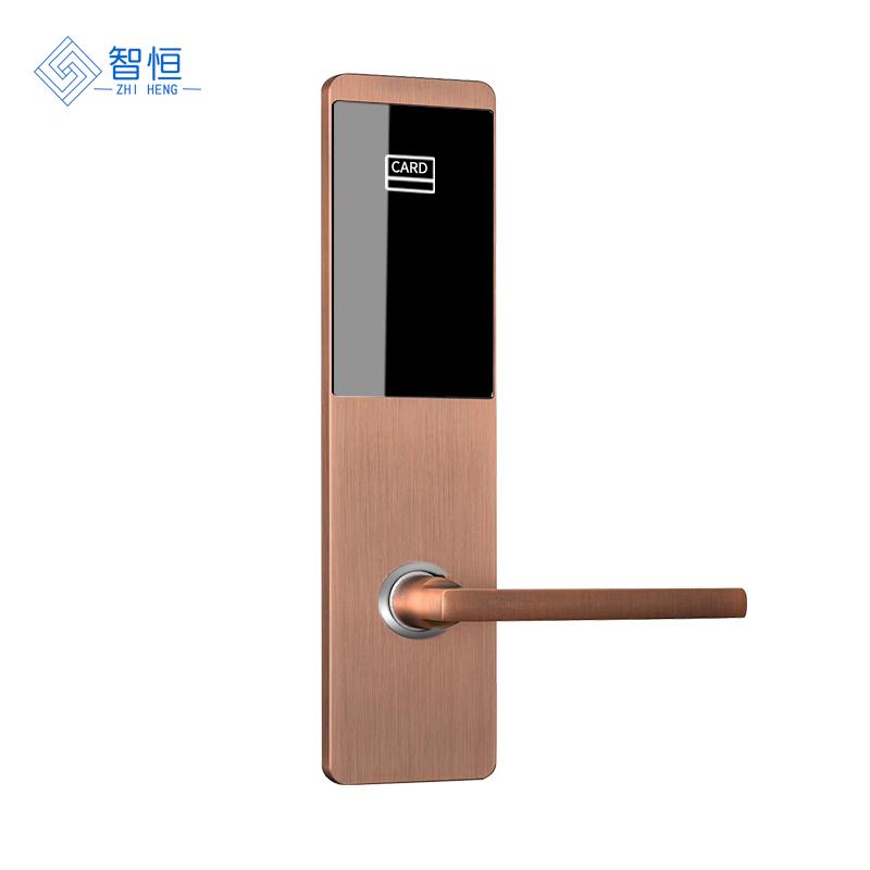 愛智達酒店電子門鎖 賓館鎖感應鎖 ic卡刷卡鎖