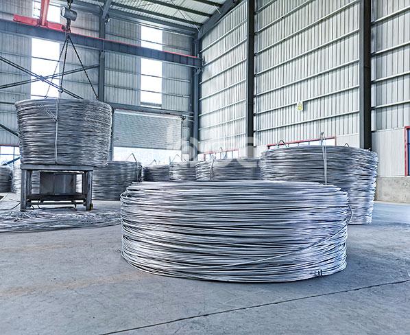 A6電工圓鋁桿制造廠家脫氧鋁桿電工圓鋁桿