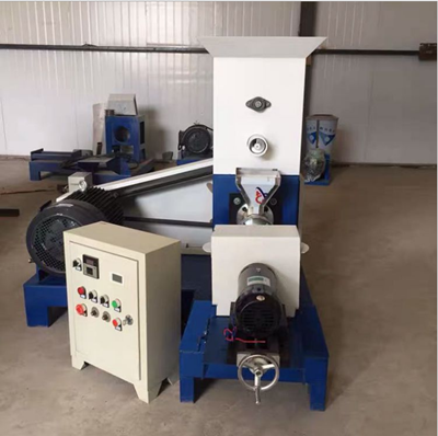 節能型飼料膨化機 寵物飼料生產設備 多種模具可定制